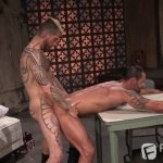 Gay BDSM: David Benjamin and  Logan McCree