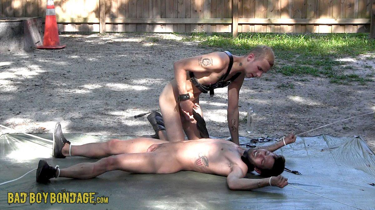Backyard Bondage: Part 3