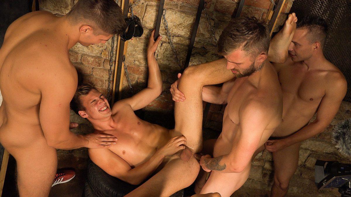 Nikol, Tomas, Hugo and Martin