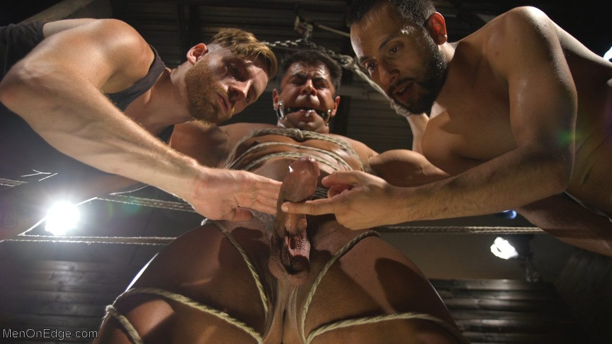Edging: Draven Navarro