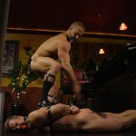 Dirk Caber and Connor Patricks