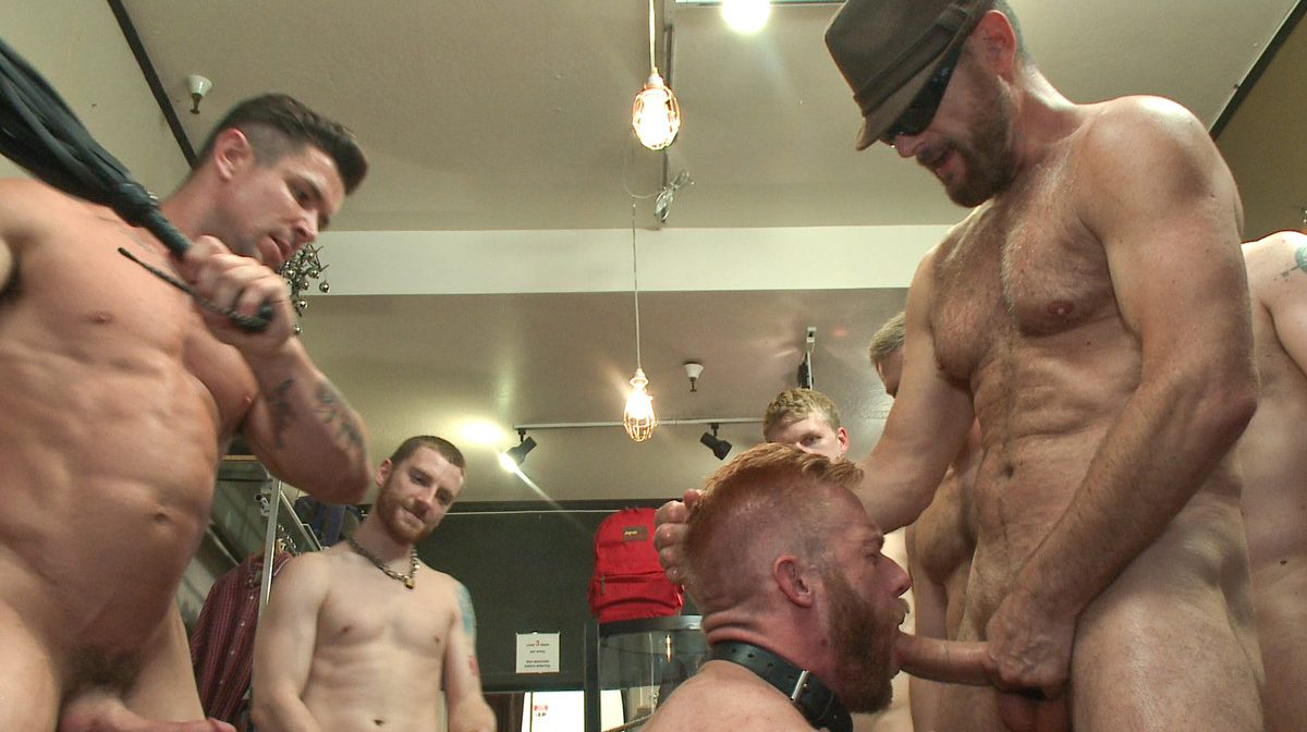Jessie Colter, Christopher Daniels and Trenton Ducati