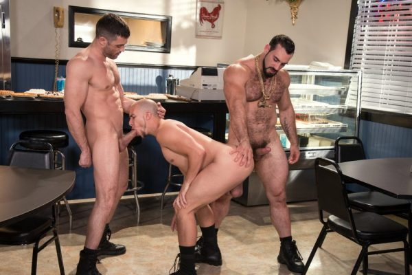 Jaxton Wheeler, Lance Hart and Eli Hunter - Part 2