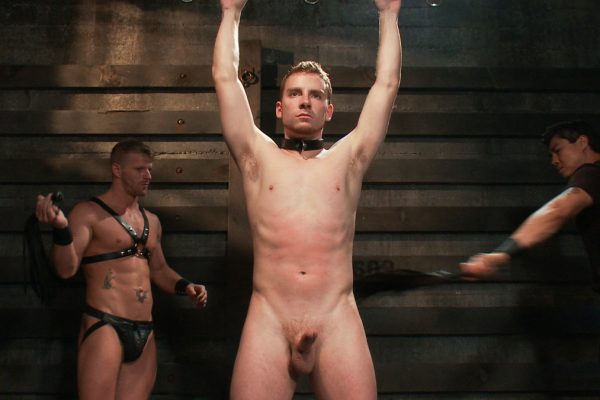 Van Darkholme, Jeremy Stevens and Sebastian Keys