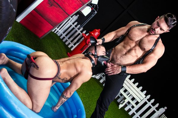 Seth Santoro and Beaux Banks