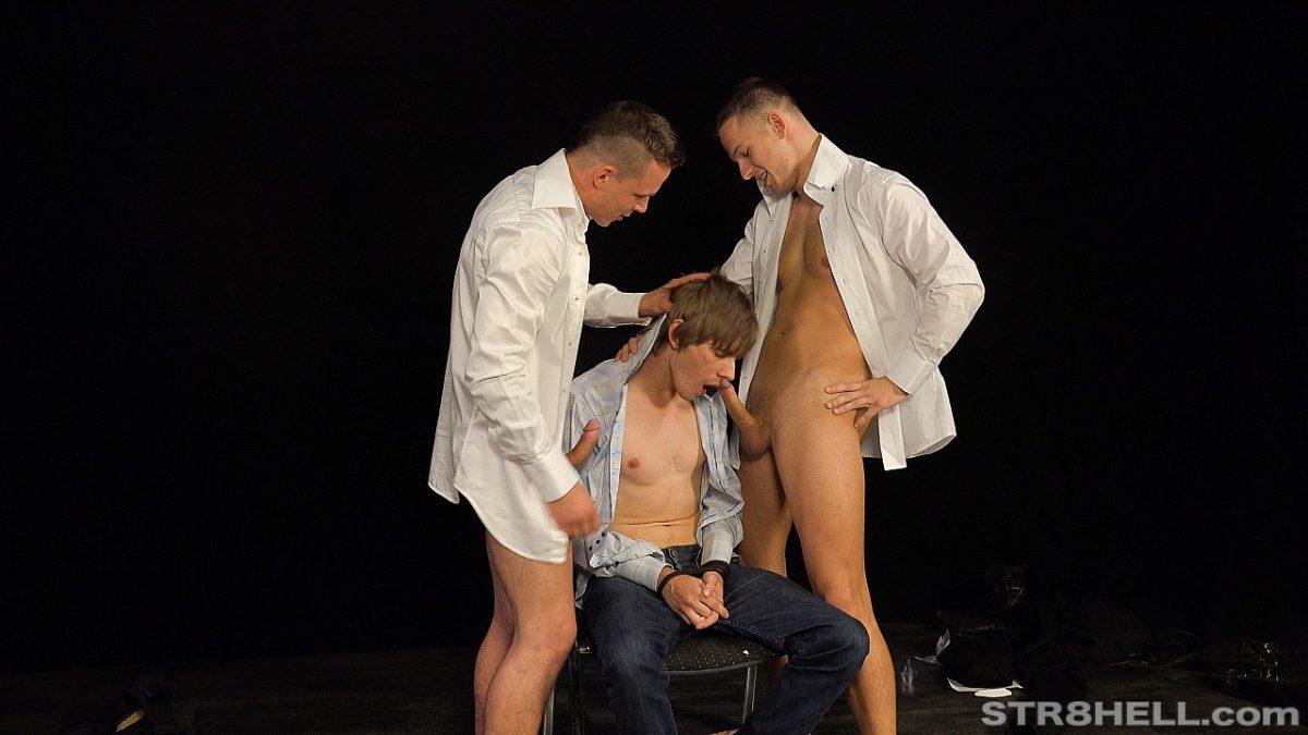 Hugo Antonin, Tomas Berger and Martin Hovor