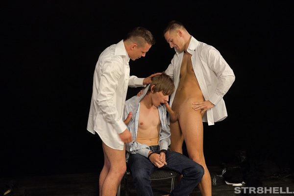 Hugo Antonin, Tomas Berger and Martin Hovor