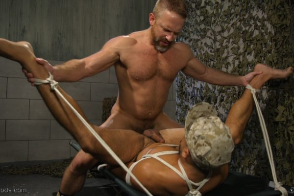 Mike Maverick and Dirk Caber