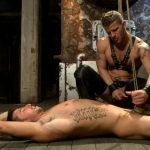 Jeremy Stevens and Casey More – Gay BDSM Session Part 1