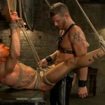 Jeremy Stevens and Casey More – Gay BDSM Session Part 2