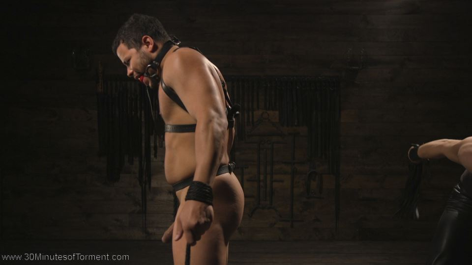 Kaden Alexander Brutally Tormented By Sebastian Keys