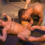 Brodie Ramirez Gets Edged in the Alley - Part 2