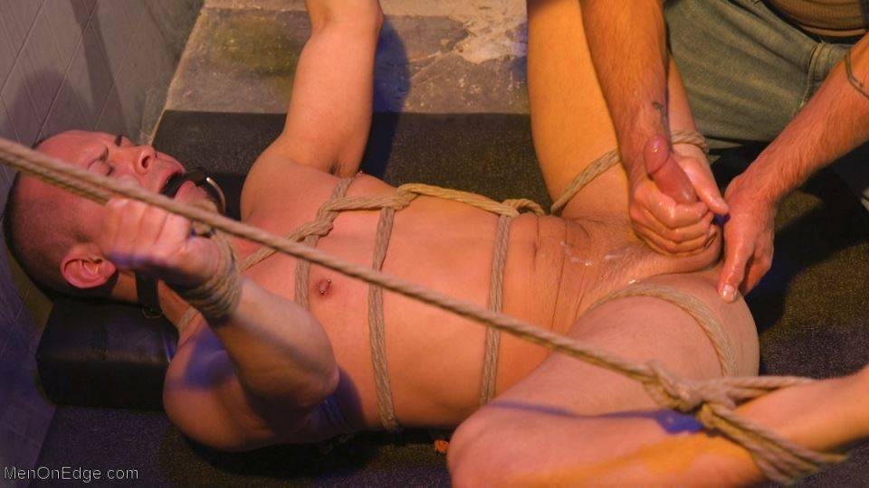 Brodie Ramirez Gets Edged in the Alley