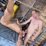 Xavier Sibley – Ass Stretched and Face-Fucked by BDSM Master Sean Taylor