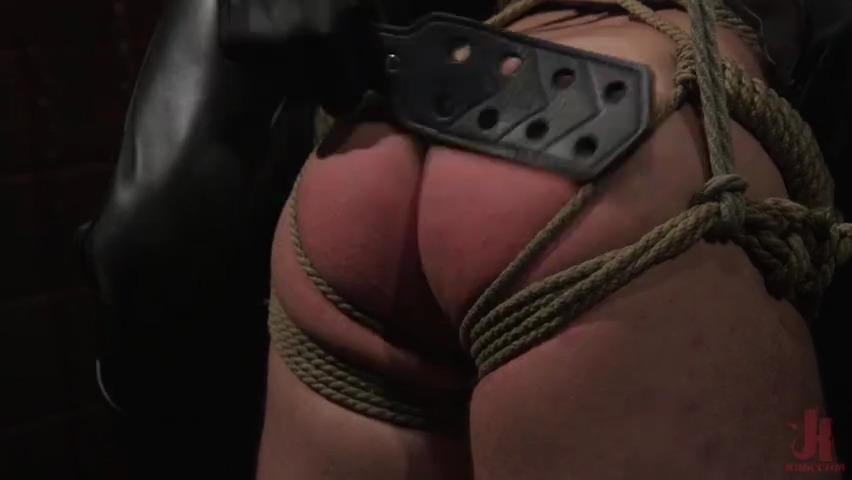 Blaze Austin Beaten and fucked by Devin Trez