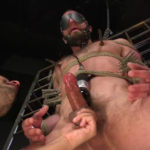 Men On Edge: Donnie Argento Edged By Sebastian Keys & Chance Summerlin