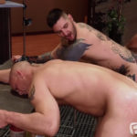 Sexual His ASSment - Part 2: Jaxton Wheeler, Teddy Bryce & John Magnum
