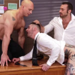 Sexual His ASSment - Part 1: Jaxton Wheeler, Teddy Bryce & John Magnum
